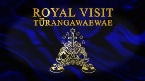 Royal Visit: Tūrangawaewae