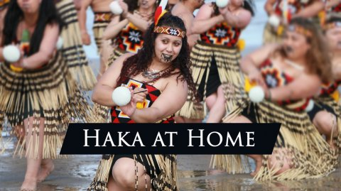 Haka at Home