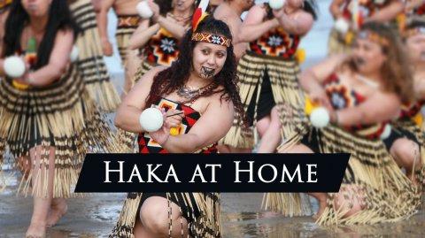 Haka at Home