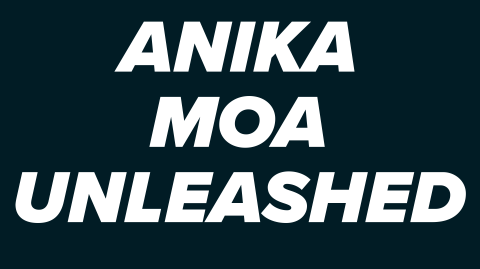 Anika Moa - UNLEASHED