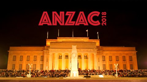 ANZAC 2018