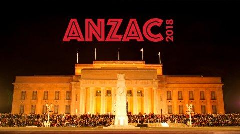 ANZAC 2018