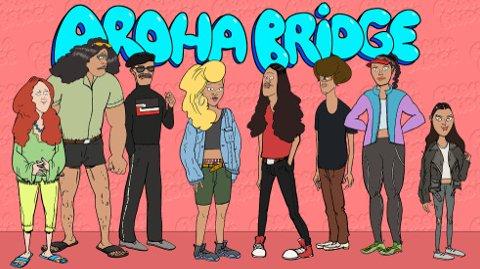 Aroha Bridge
