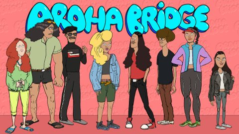 Aroha Bridge