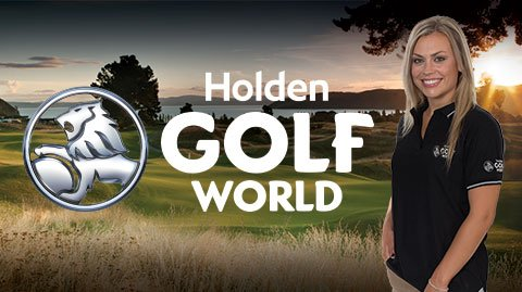 Holden Golf World 2017