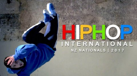 Hip Hop International NZ Nationals 2017
