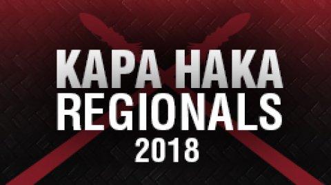 2018 Kapa Haka Regionals - Aotea