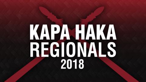 2018 Kapa Haka Regionals - Tainui