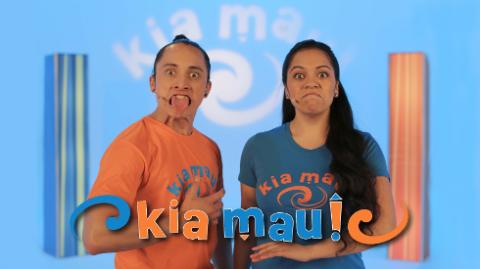 Kia Mau!