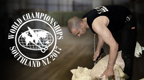 World Shearing and Woolhandling Championship