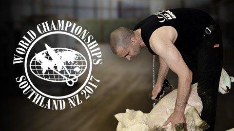 World Shearing and Woolhandling Championship