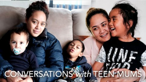 Conversations with Teen Mums