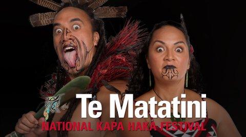 Te Matatini 2017