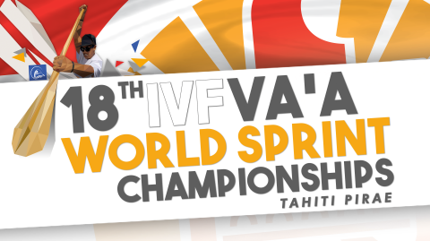 IVF Va'a World Sprints Tahiti 2018