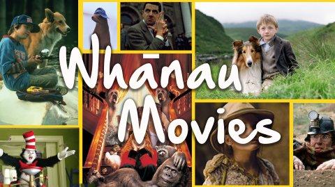Saturday Whānau Movie