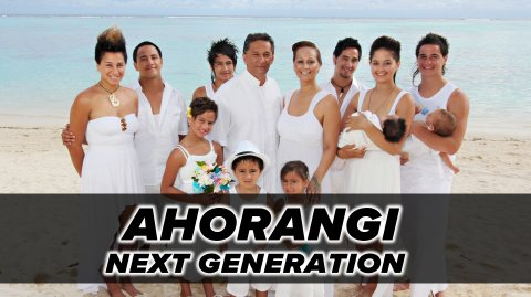Ahorangi - The Next Generation