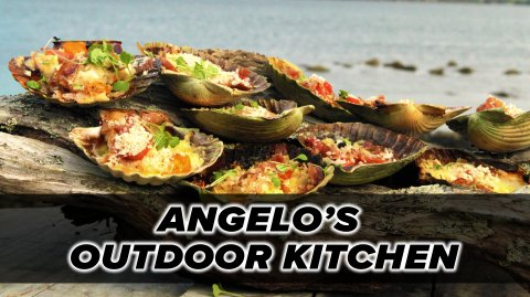 Angelo's Outdoor Kitchen