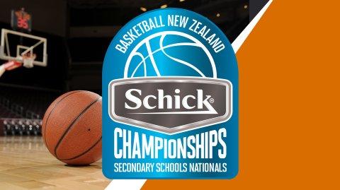 Basketball Schick Championships Secondary Schools 2017