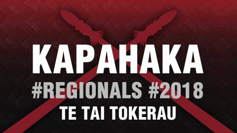Regionals 2018 - Te Tai Tokerau