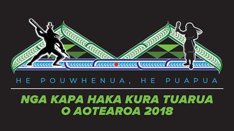Ngā Kapa Haka Kura Tuarua o Aotearoa 2018