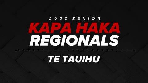 Regionals 2020 - Te Tauihu