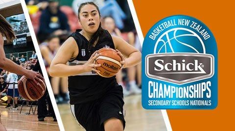 Schick Secondary Schools Basketball Championships 2018