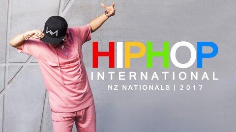 Hip Hop International NZ Nationals 2017