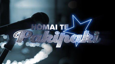 Homai Te Pakipaki