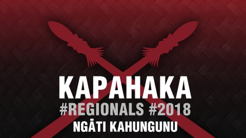 2018 Kapa Haka Regionals - Ngāti Kahungunu