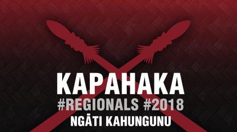 2018 Kapa Haka Regionals - Ngāti Kahungunu