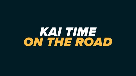 Kai Time on the Road
