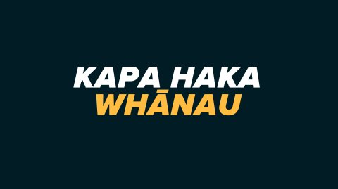 Kapa Haka Whānau