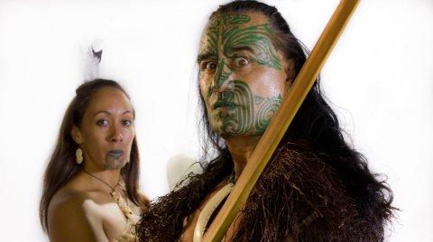 Kapa Haka: Behind the Faces
