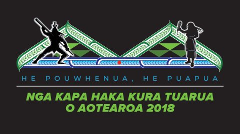 Ngā Kapa Haka Kura Tuarua 2018