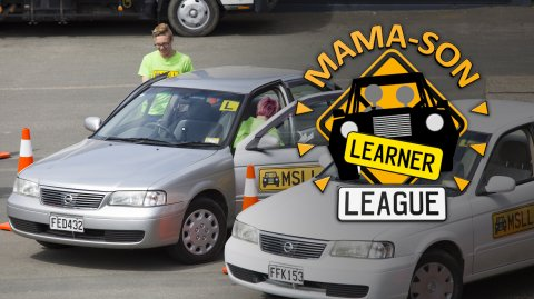 Mama Son Learner League