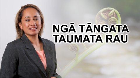 Ngā Tāngata Taumata Rau