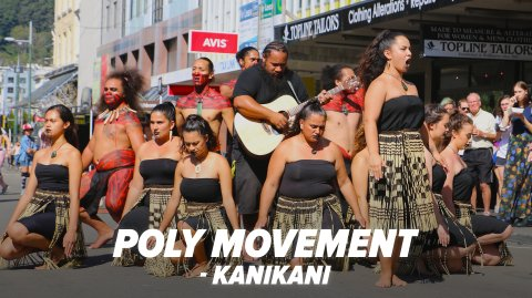 Poly Movement - Kaikanikani