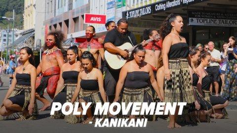 Poly Movement - Kaikanikani