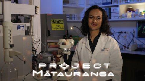 Project Mātauranga
