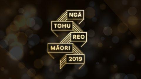 Ngā Tohu Reo Māori 2019