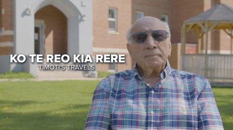 Ko te Reo Kia Rere - Timoti's Travels
