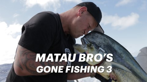 Matau - Bros Gone Fishing