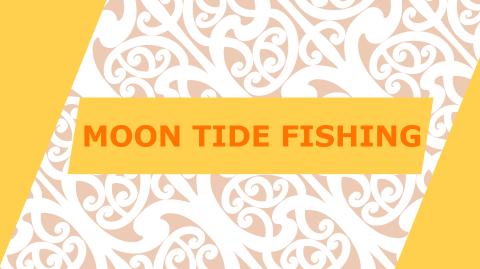 Moon Tide Fishing