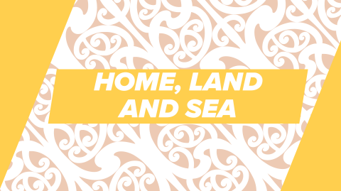 Home, Land and Sea