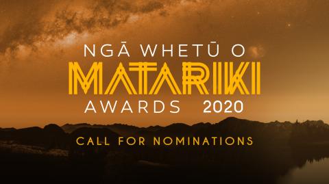 Matariki Awards 2020