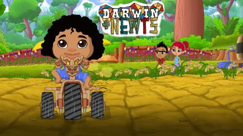 Darwin & Newts