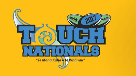 E Tū Whānau Touch National Championships 2017