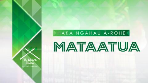 Haka Ngahau ā-Rohe 2021 - Mataatua