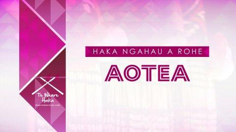 Haka Ngahau ā-Rohe 2021 - Aotea