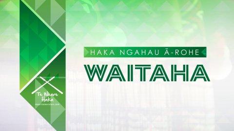 Haka Ngahau ā-Rohe 2021 - Waitaha